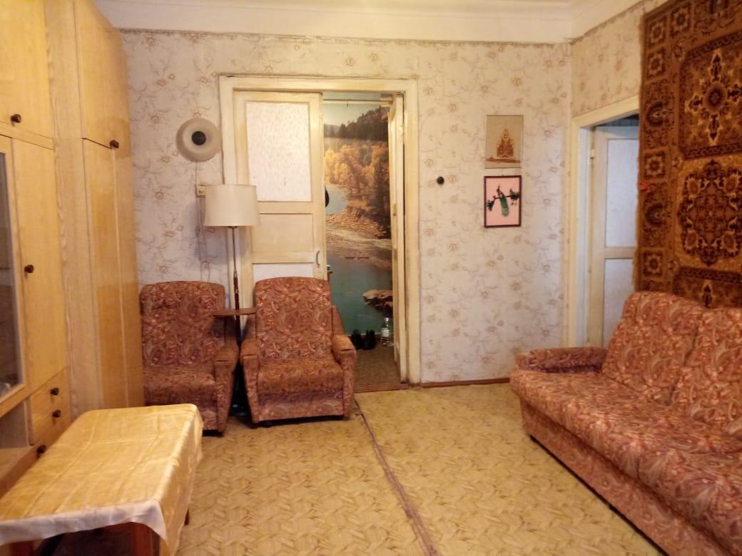 2 комнатная квартира г. Асбест, ул. Уральская 83